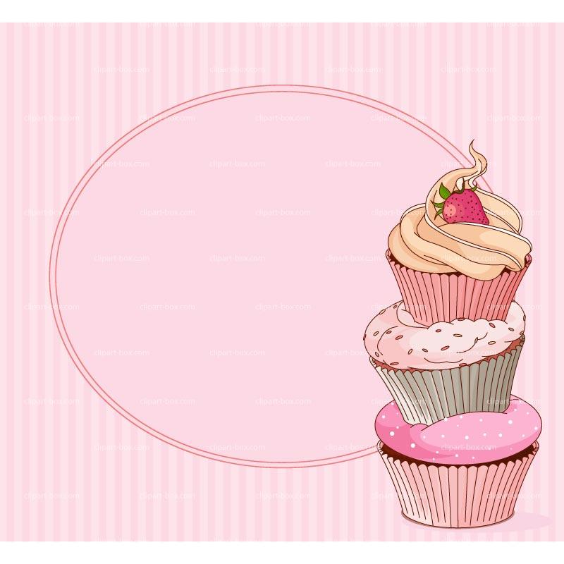 Blue Cupcake Wallpaper - WallpaperSafari