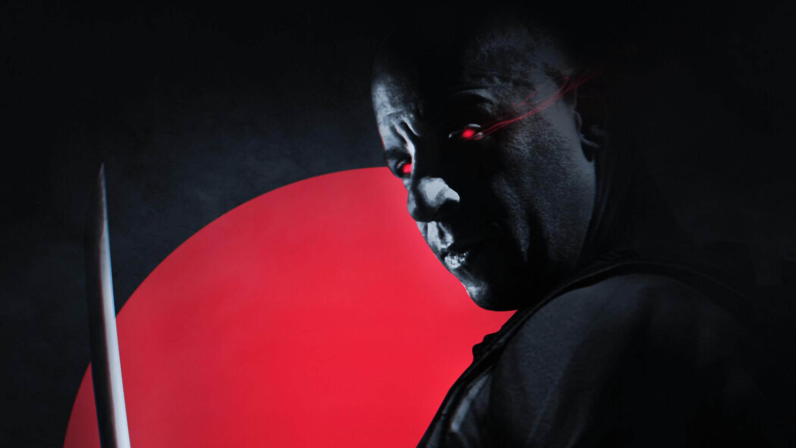 2560x1440 Vin Diesel Bloodshot Movie 2020 1440P Resolution 2560x1440