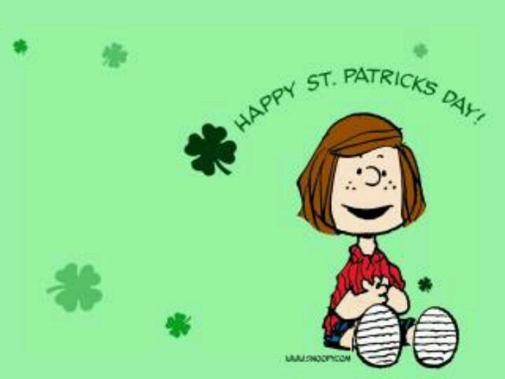 peppermint patty St Pattys Day Pinterest 720x540