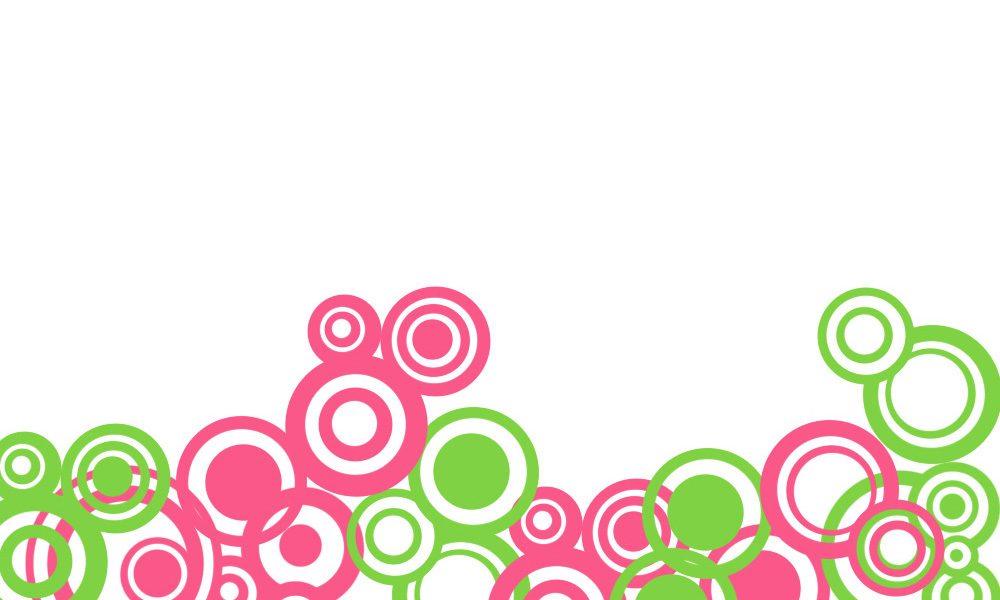 waves pink powerpoint templates abstract fuchsia magenta