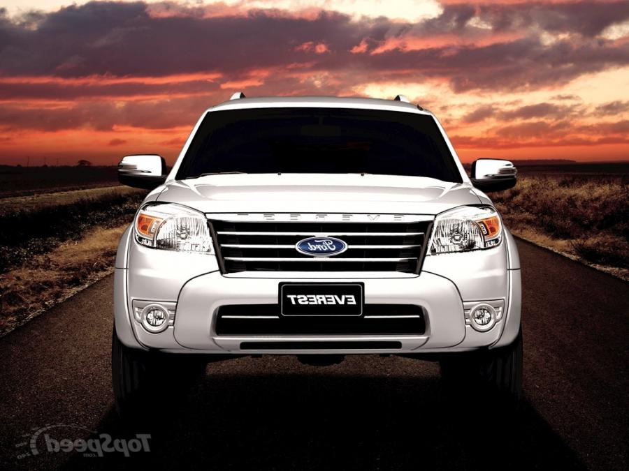 Ford endeavour photos wallpapers 900x675