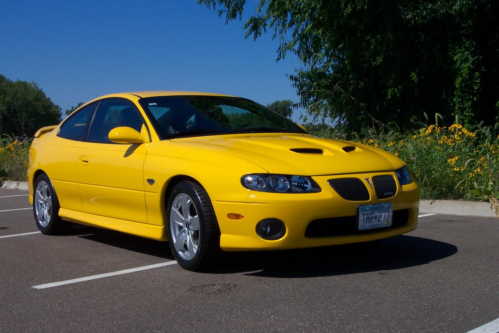 2006 Pontiac GTO   Pictures   CarGurus 1600x1067