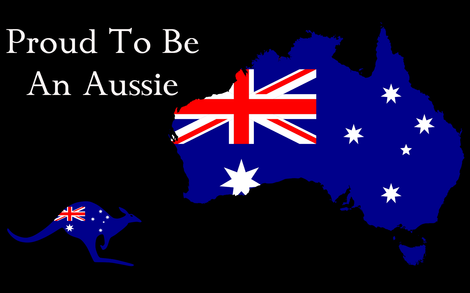 Proud To Be An Aussie HD Wallpaper Background Image 1920x1200 1920x1200