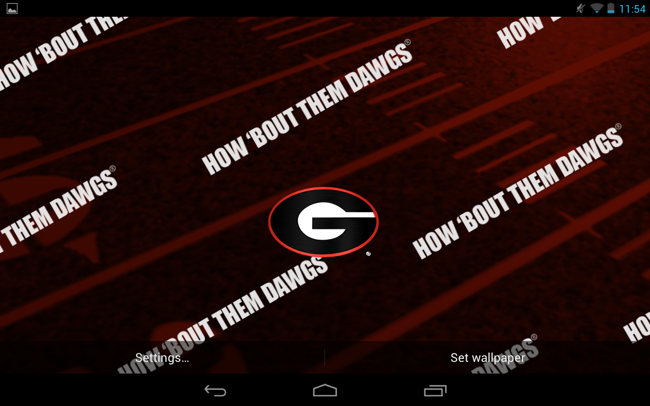 47+] Georgia Bulldogs Wallpaper HD on