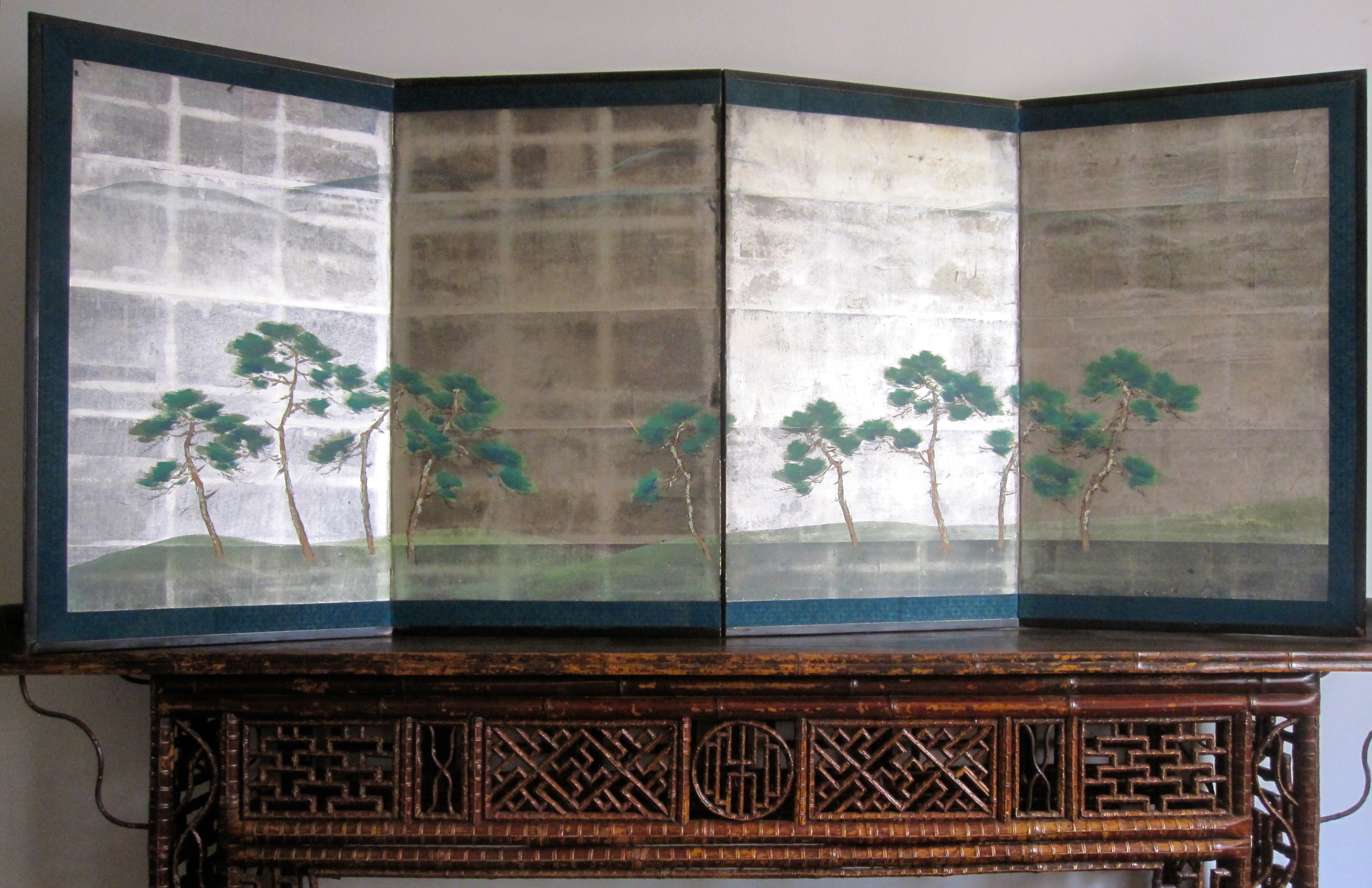 De Gournay Wallpaper Panels For Sale Images TheCelebrityPix 3973x2573