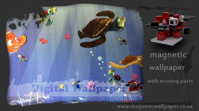 magnetic wallpaper wallpapersafari