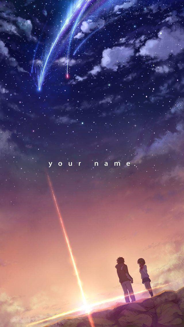 Your NameKimi no na wa 10801920 Kimi no na wa Filmes de 640x1138