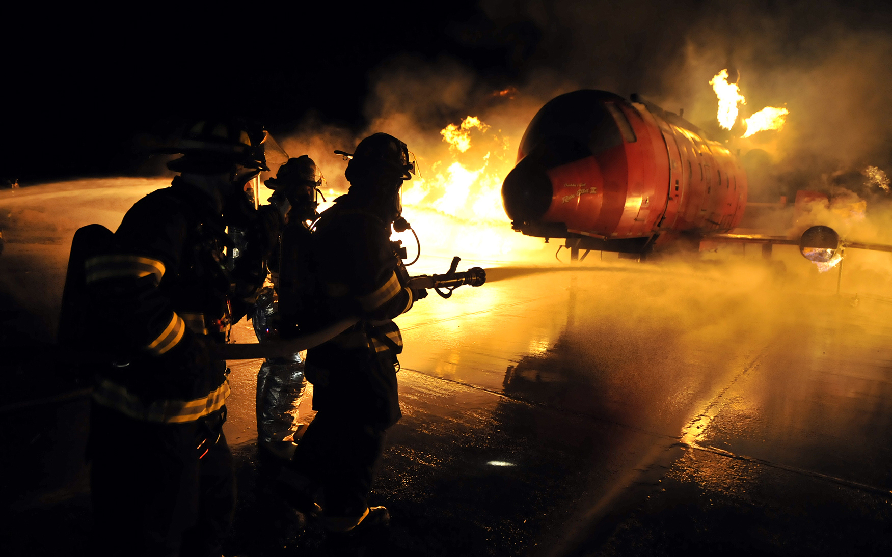 Firefighters Fire Night wallpaper 1751x1094 72735 WallpaperUP 1751x1094