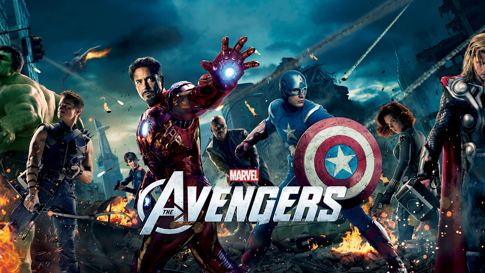 Hd Wallpapers The Avengers Hd Wallpapers 1600x900