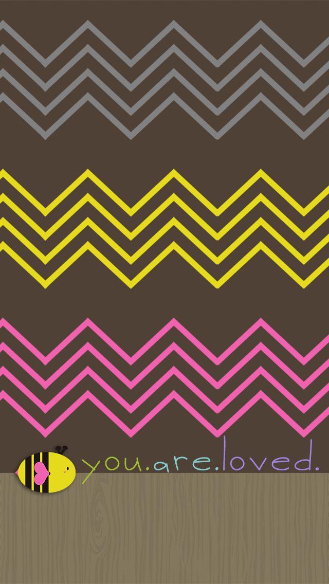 Chevron Wallpaper 640x1136