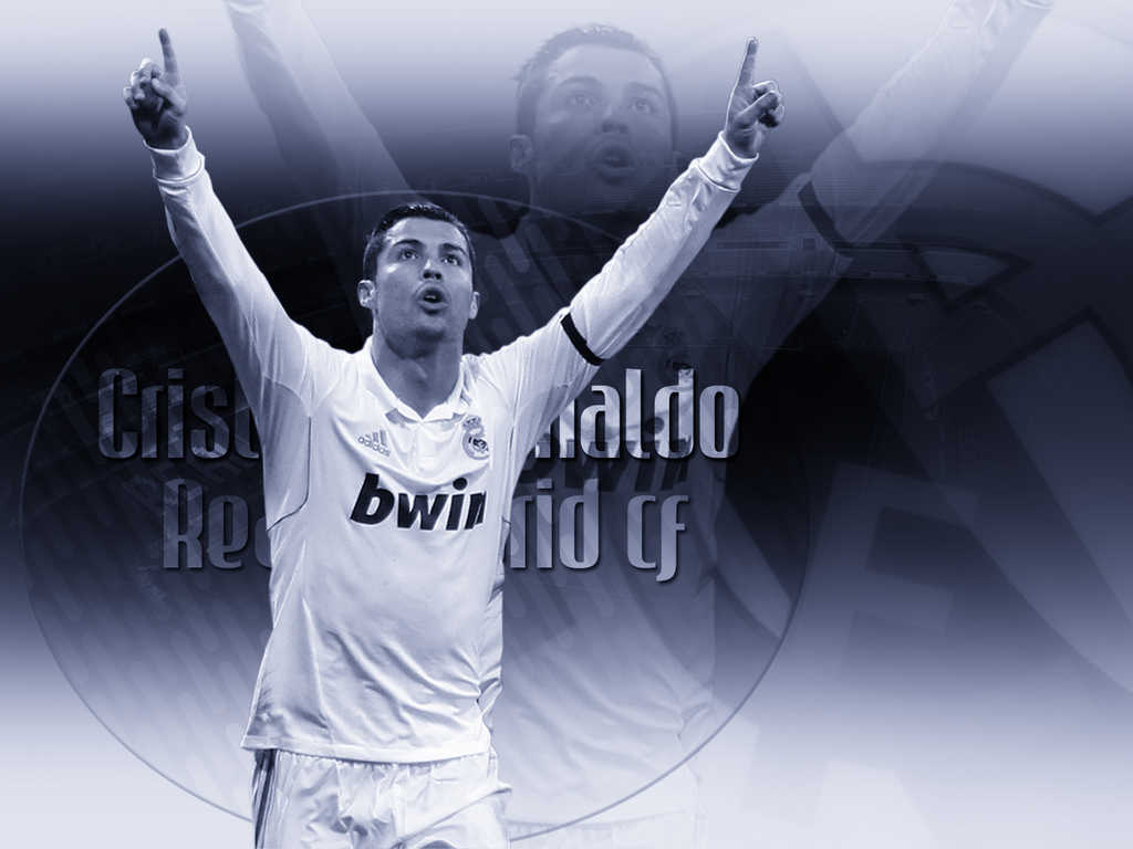 CR7 Real Madrid HD Wallpapers Wallpaper HD Desktop Widescreen Tablet 1024x768