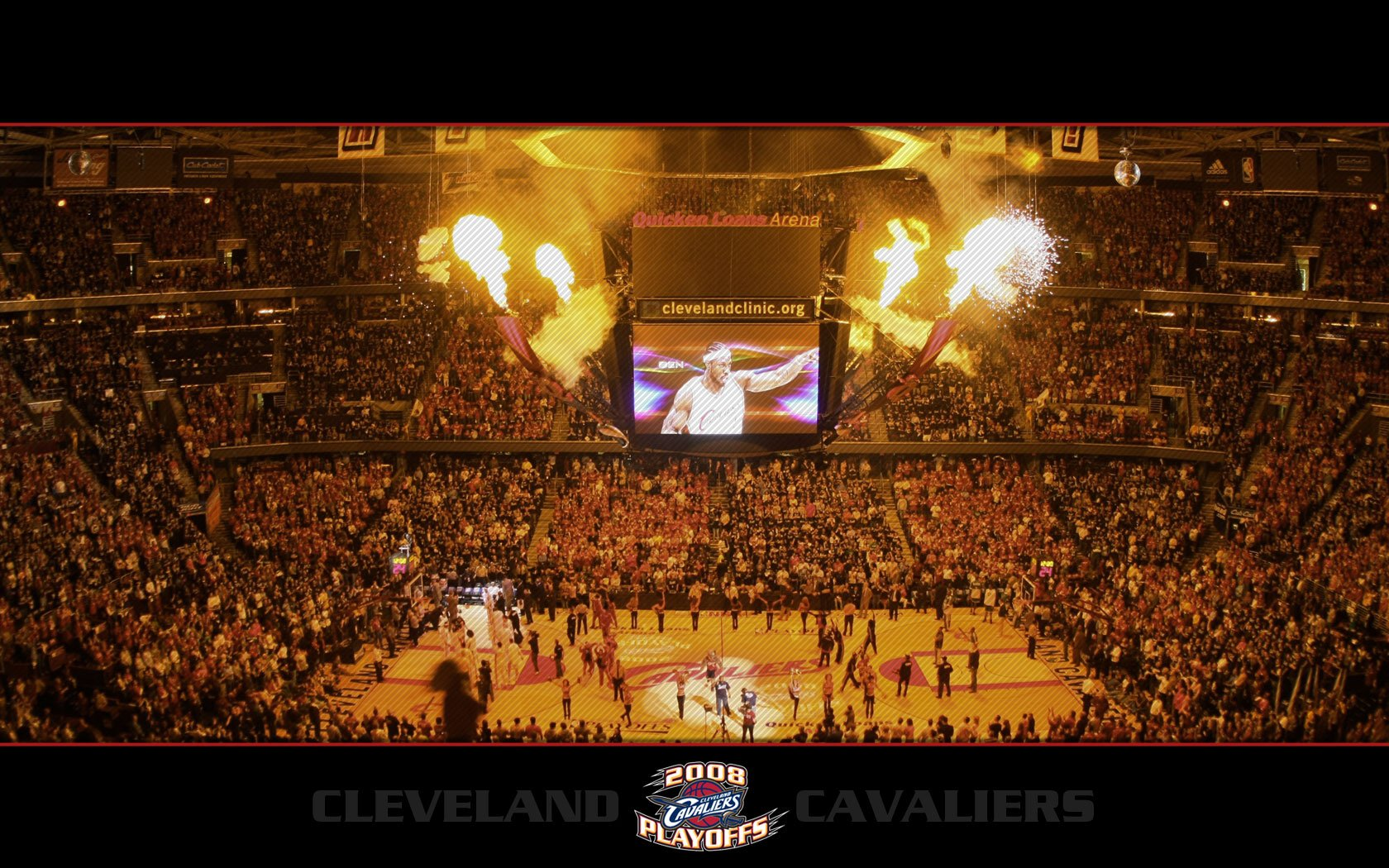 Cleveland Cavaliers NBA wallaper Cleveland Cavaliers NBA picture 1680x1050