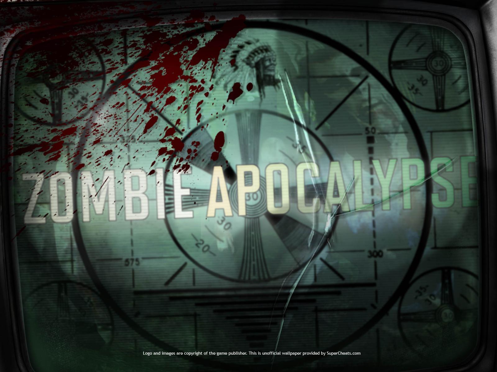 Zombie Apocalypse Survival 1600x1200