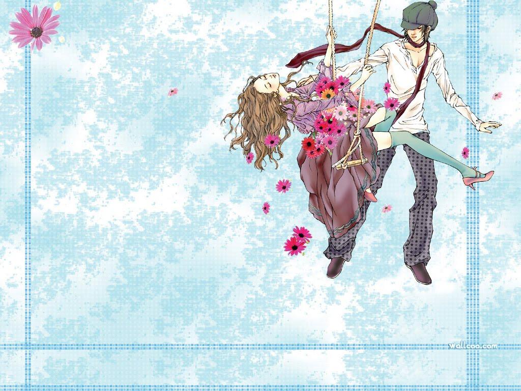 Free Download Wallpaper Wallpaper Korean Cute 1024x768 For Your