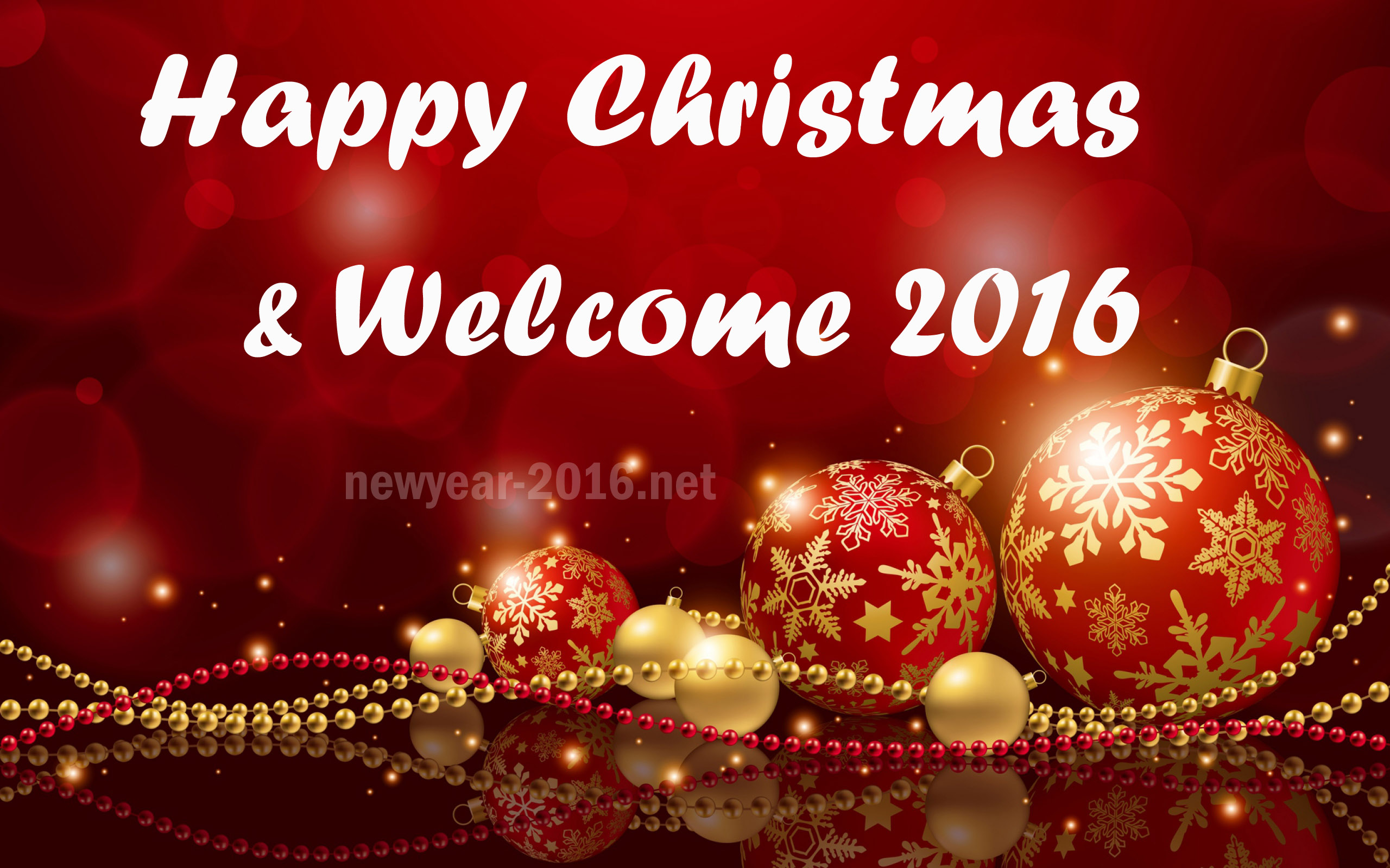 Happy New Year 2016 Wallpapers Best Wallpapers 2560x1600