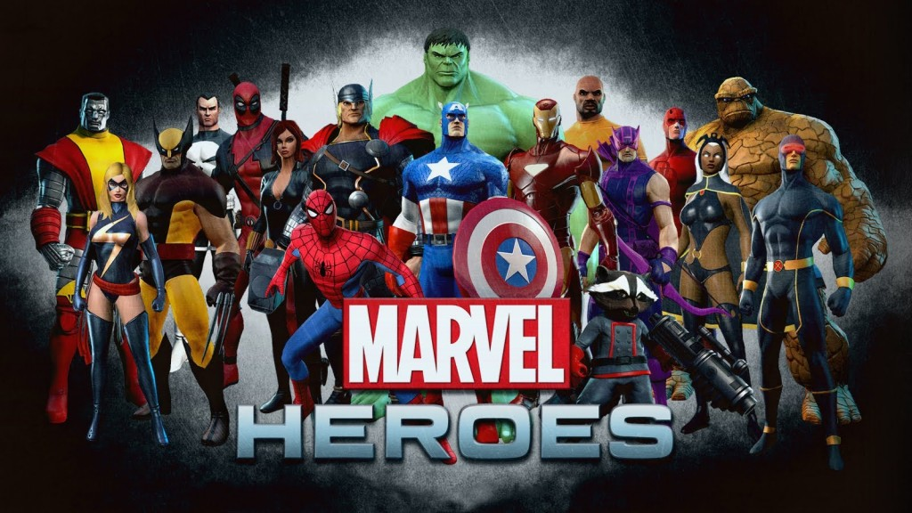 Marvel Heroes will come to Consoles in 2017 1024x576