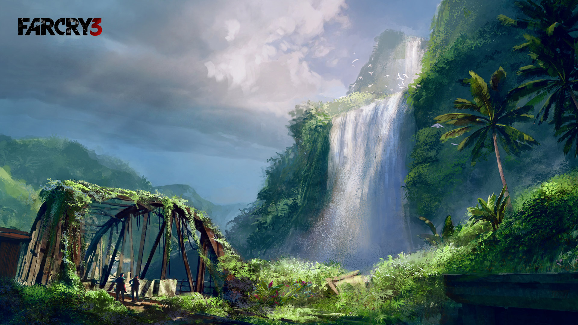 Free Download Far Cry 3 Wallpaper In 1920x1080 1920x1080 For