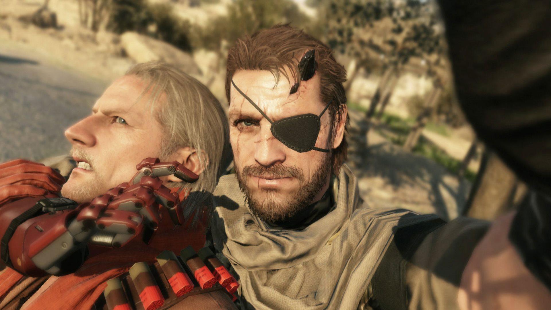 Free Download Metal Gear Solid V The Phantom Pain Hd Wallpaper 17