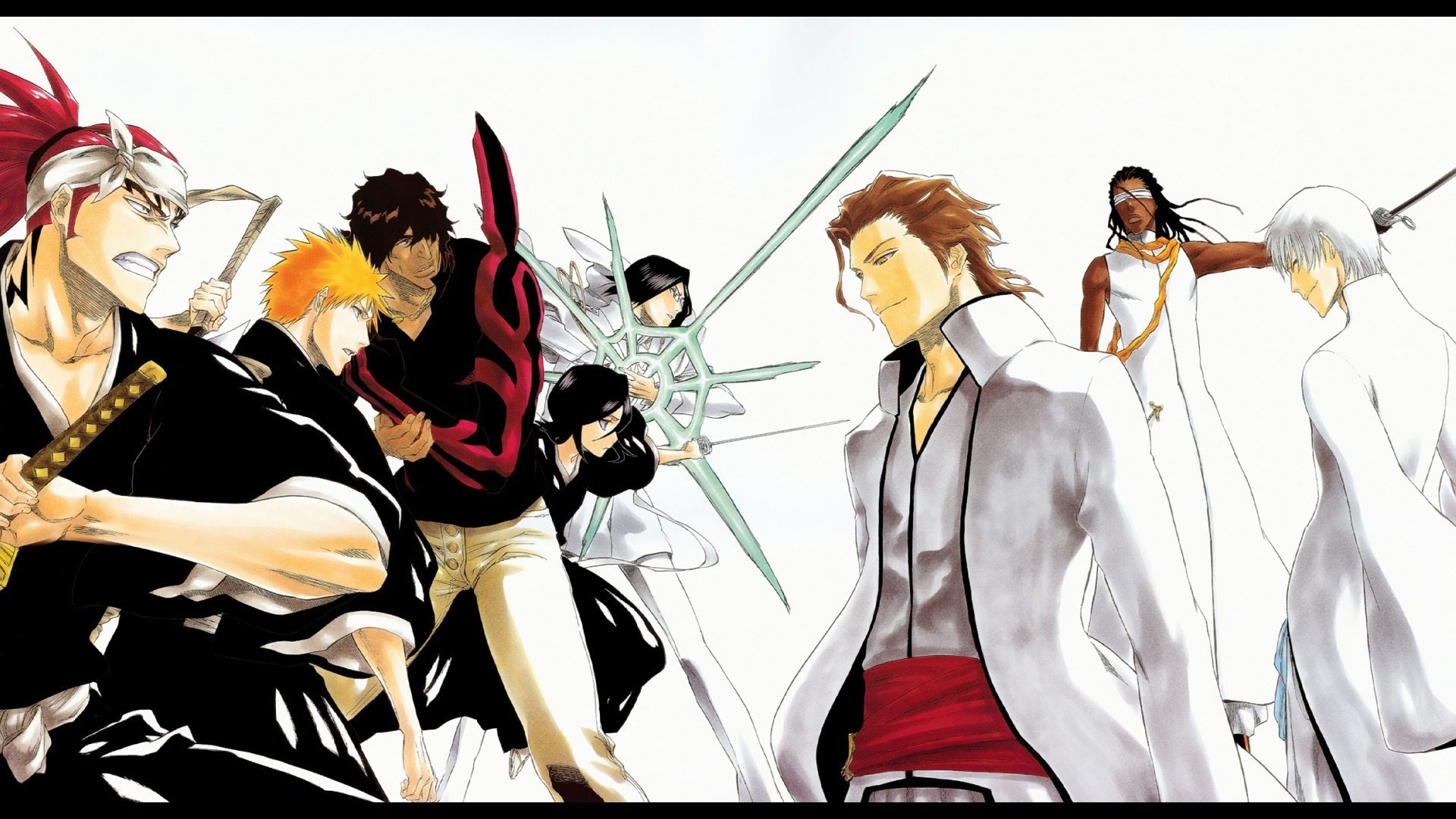 74 Sosuke Aizen Wallpapers on WallpaperPlay 1920x1080