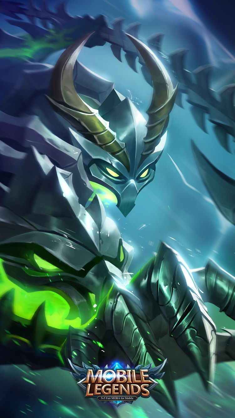 Wallpaper Mobile Legends Moskov Skin Moskov Favorit Warpath 750x1334