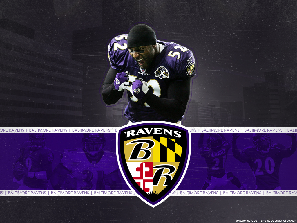 NFL Wallpapers Ray Lewis   Baltimore Ravens 1024x768