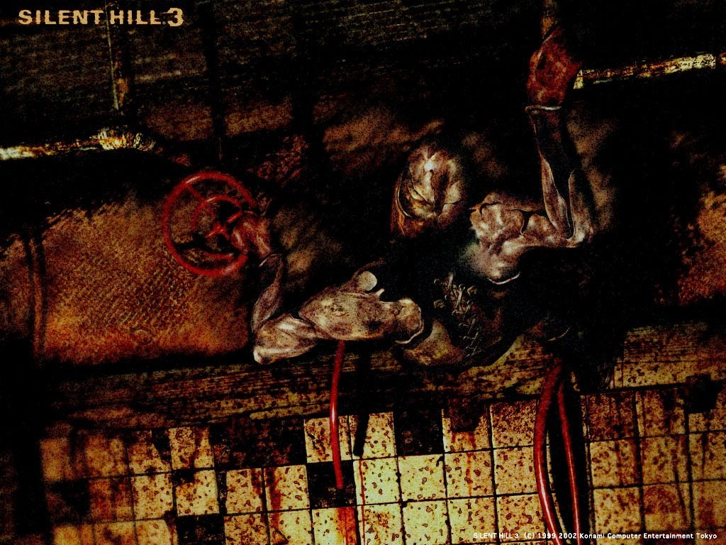 Silent Hill 3   Silent Hill Wallpaper 6945891 1024x768