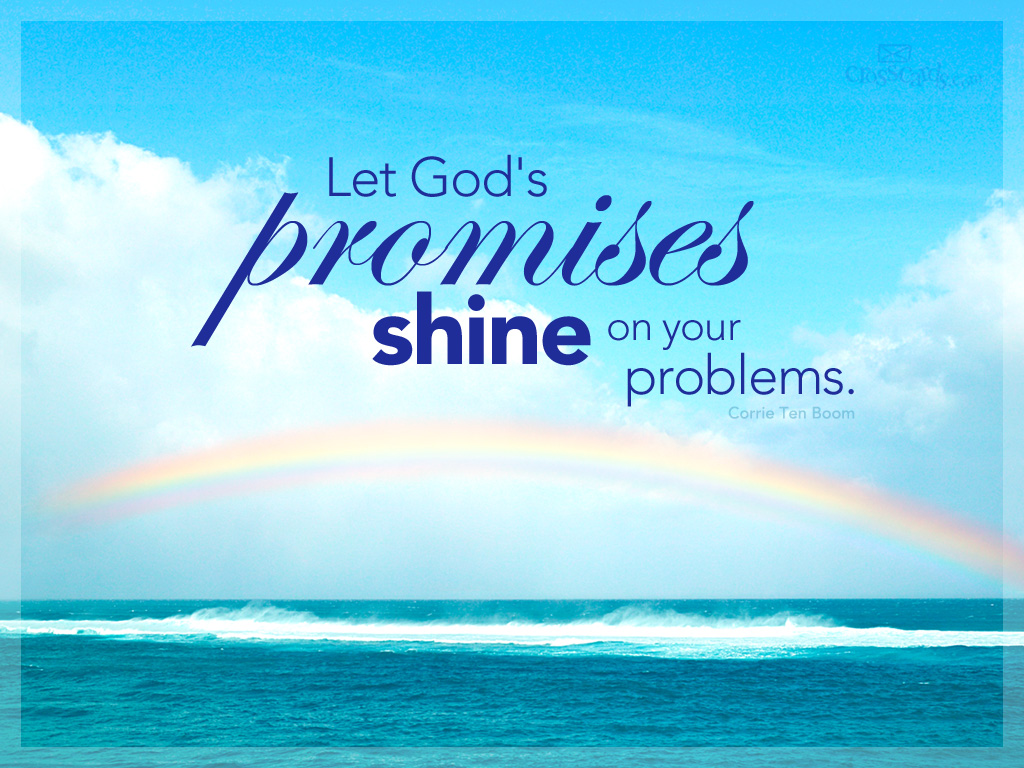 Gods Promises Desktop Wallpaper   Backgrounds 1024x768