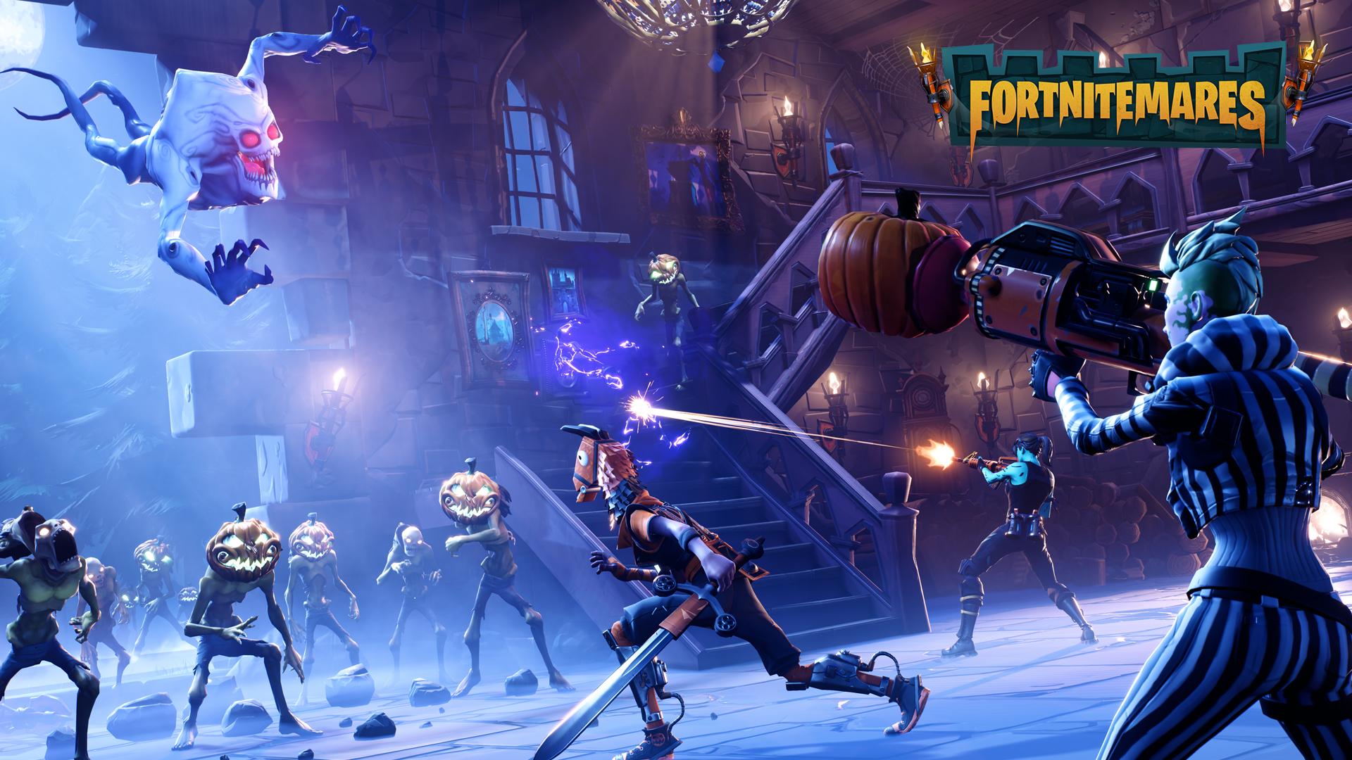 Free Download Epic Games Fortnite 1920x1080 For Your Desktop