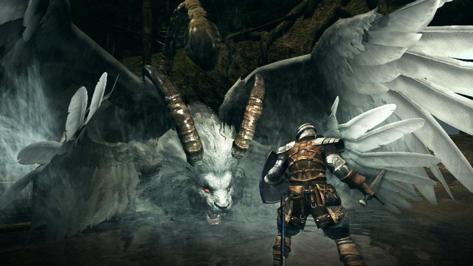 Dark Souls PC Edition Adds New Area Artorias Of The Abyss And 960x540