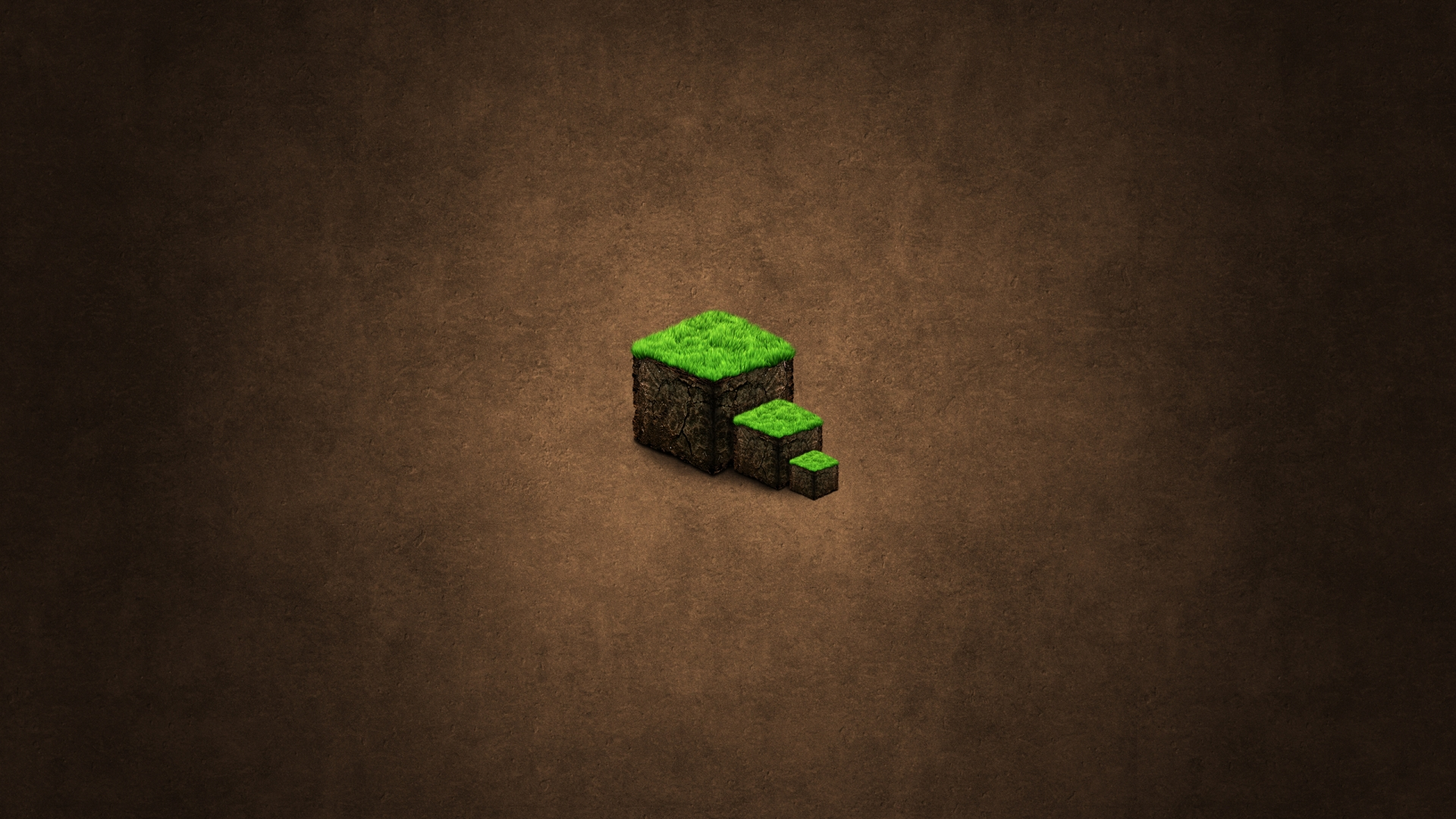 Brown Minecraft   High Definition Wallpapers   HD wallpapers 1920x1080