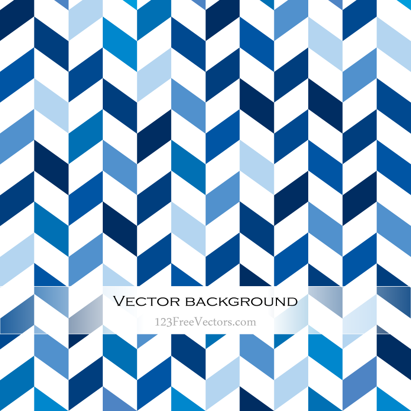 Blue Zig Zag Background by 123freevectors 800x800