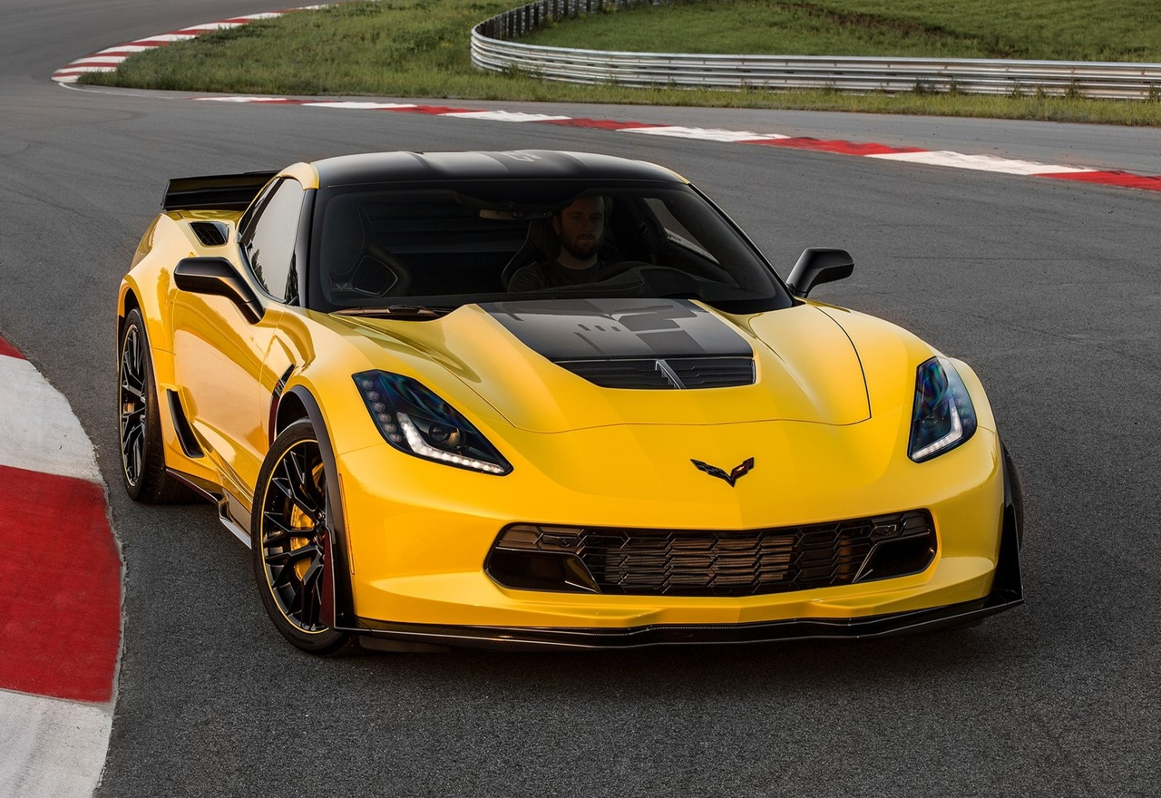 Chevrolet introduce a new car edition named Chevrolet Corvette Z06 C7 1280x880