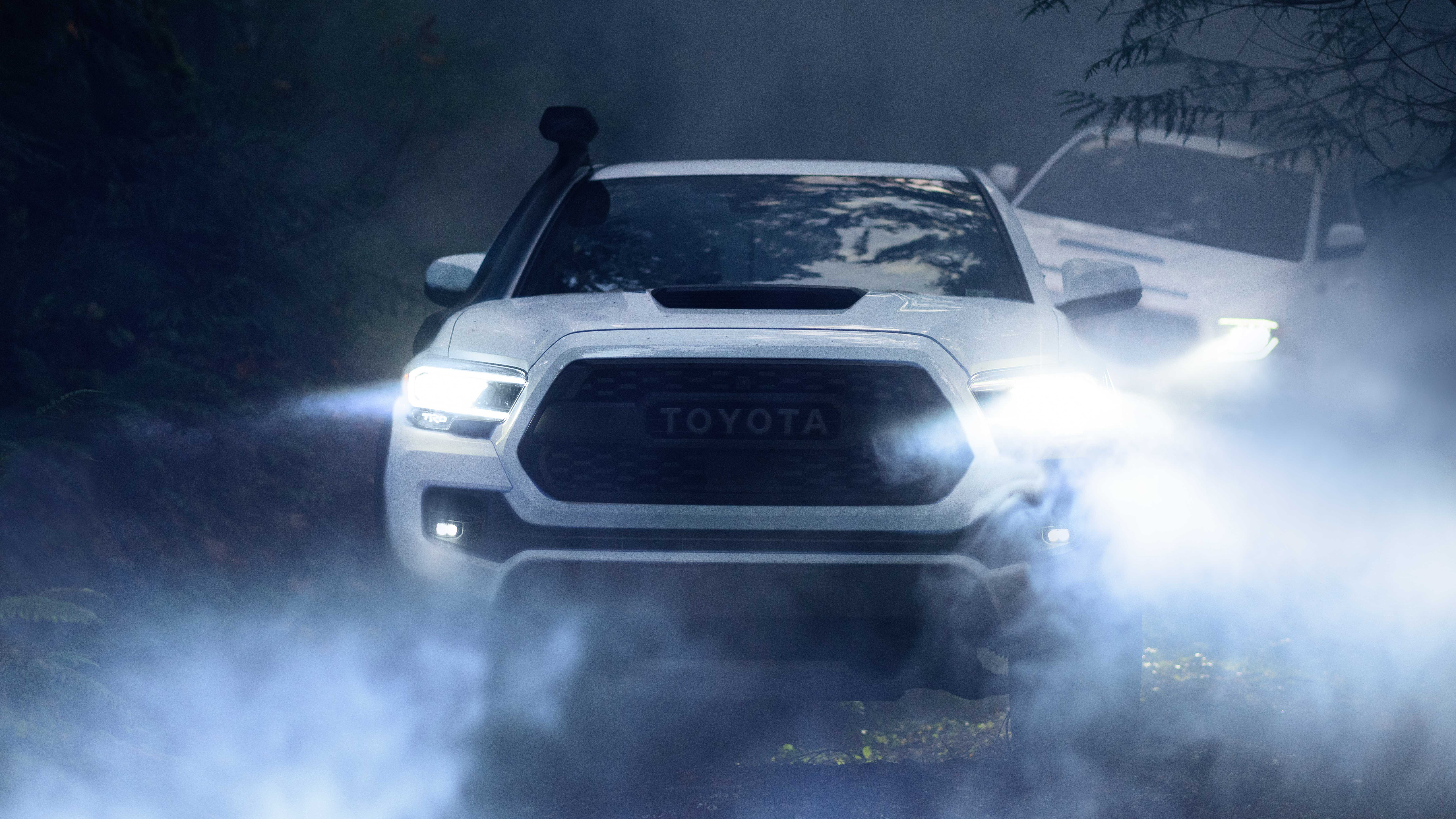 2020 Toyota Tacoma TRD Pro Double Cab 4K Wallpapers HD Wallpapers 5120x2880