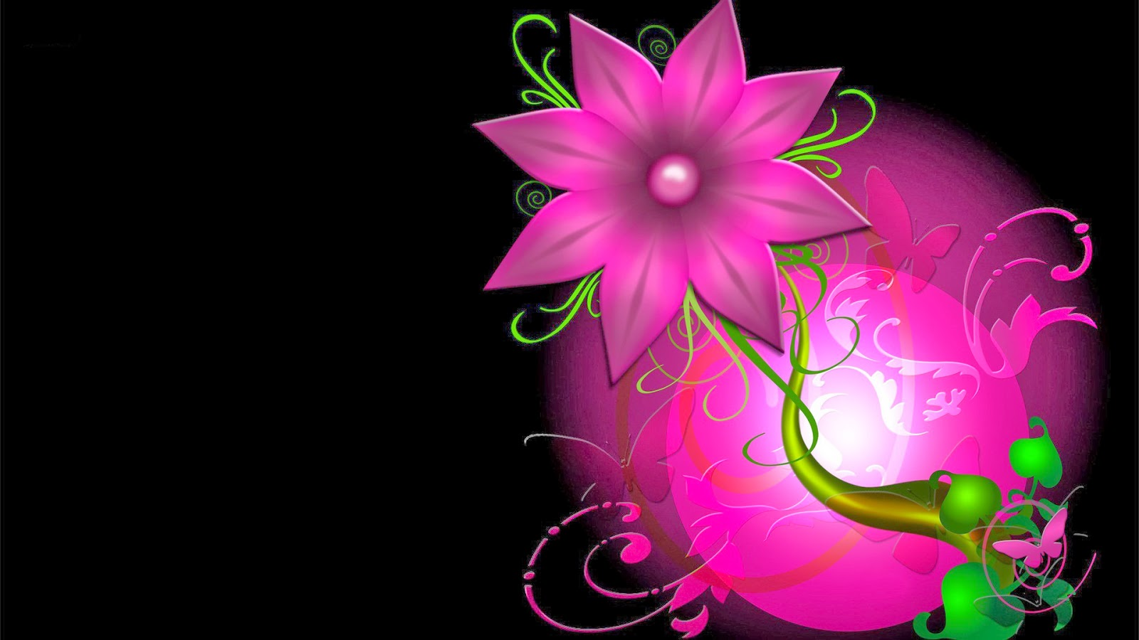 HD wallpapers 1080p widescreen Flowers Nice Pics Gallery 1600x900