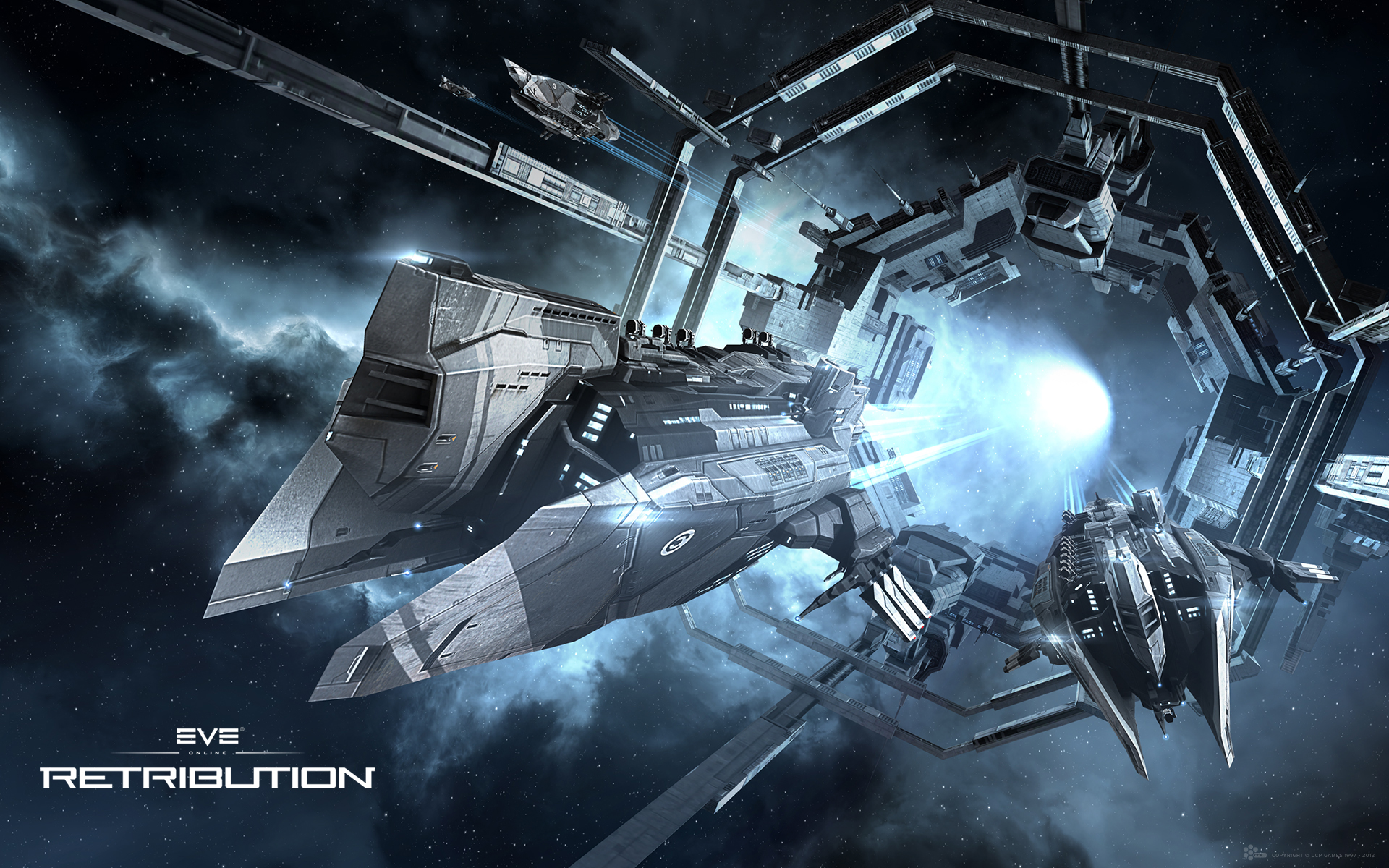 eve online retribution computer wallpapers desktop backgrounds