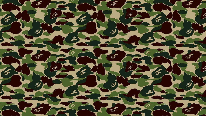 Bape Iphone Wallpaper 69392 200704251609231jpg 1360x768