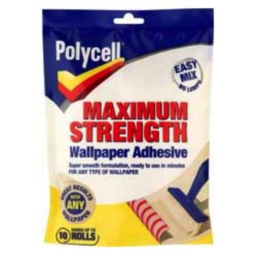 Maximum Strength Wallpaper Paste and Adhesive 517x517