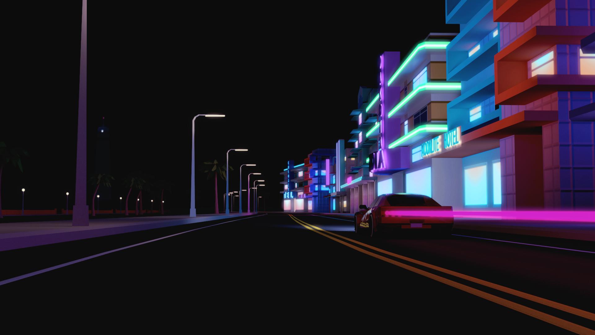 Free Download Grand Theft Auto Vice City Hd Wallpaper 20 1920 X