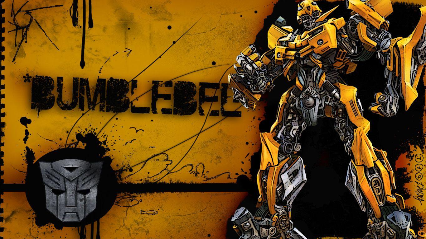 Transformers Bumblebee Wallpapers 1366x768