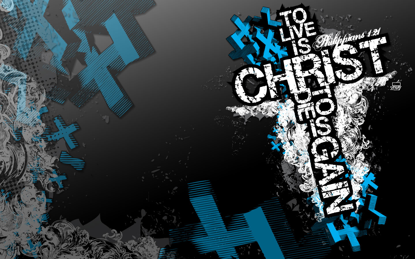 To Live is Christ Wallpaper   Christian Wallpapers and Backgrounds 1440x900