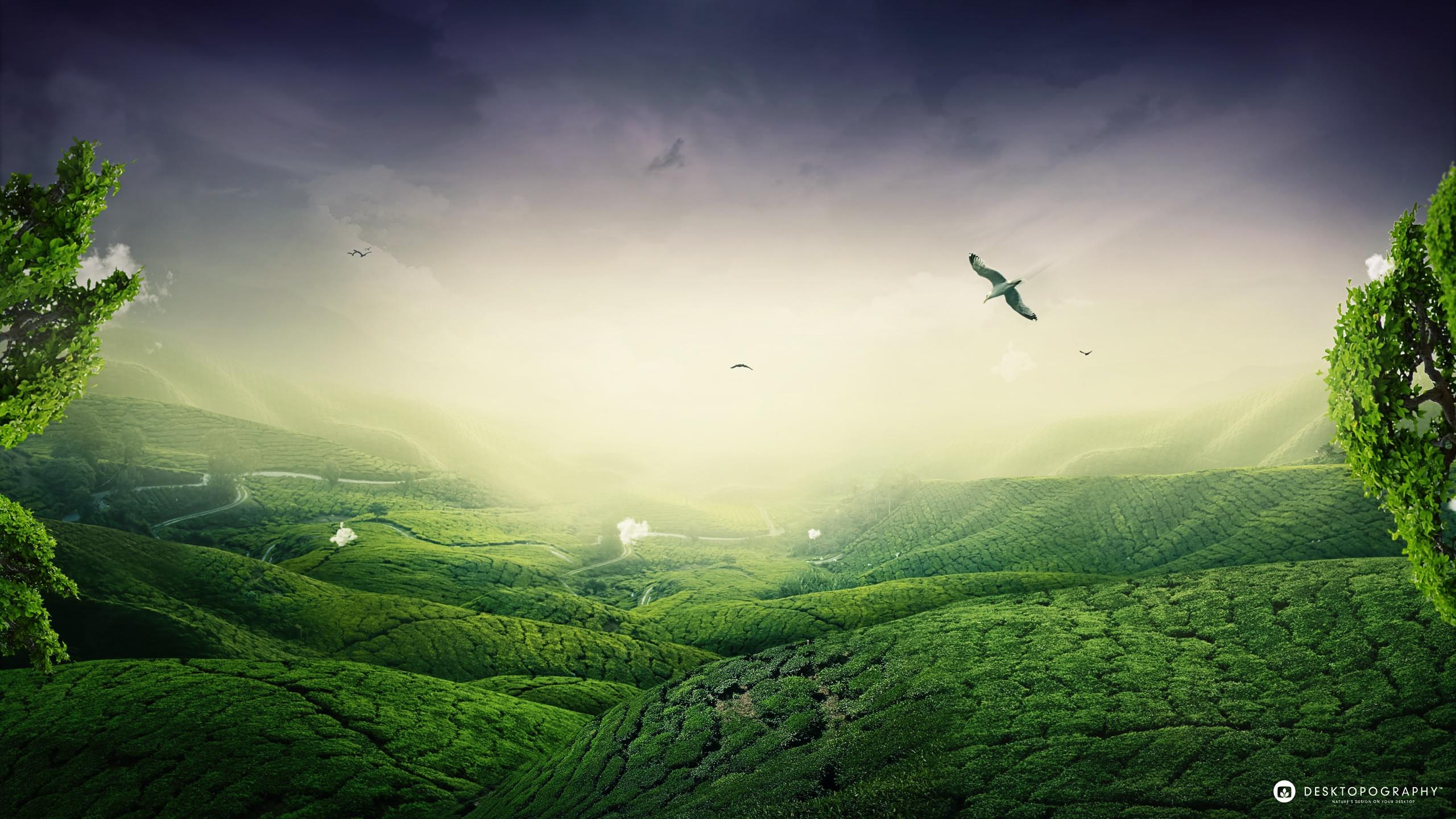 Nature wallpaper dark ocean wallpaper 1080p for desktop background - Hd Landscape Wallpaper Wallpapersafari