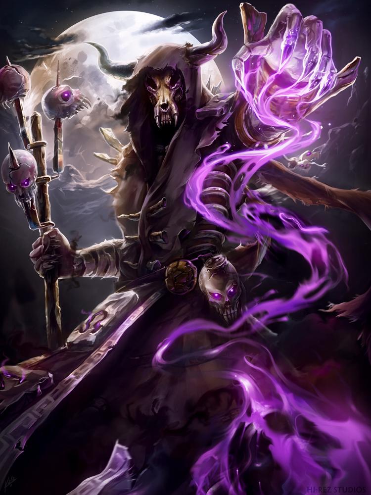 Hades  Soultaker by KalaSketch 750x1000