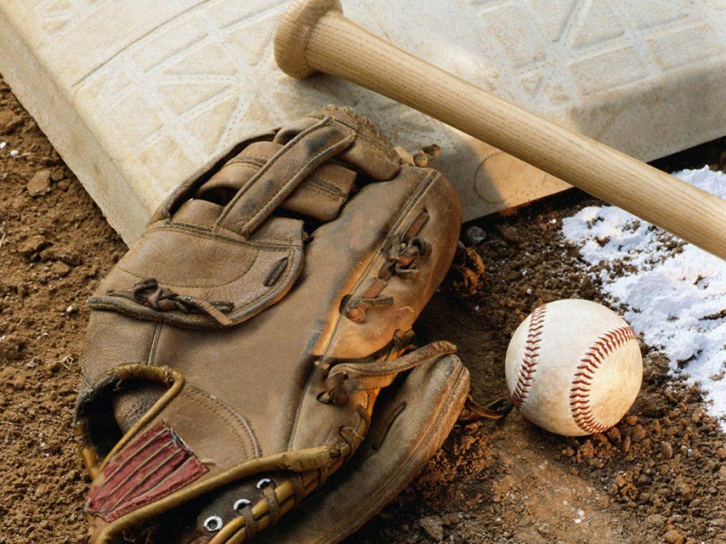 Baseball Desktop Wallpaper loopelecom 1024x768