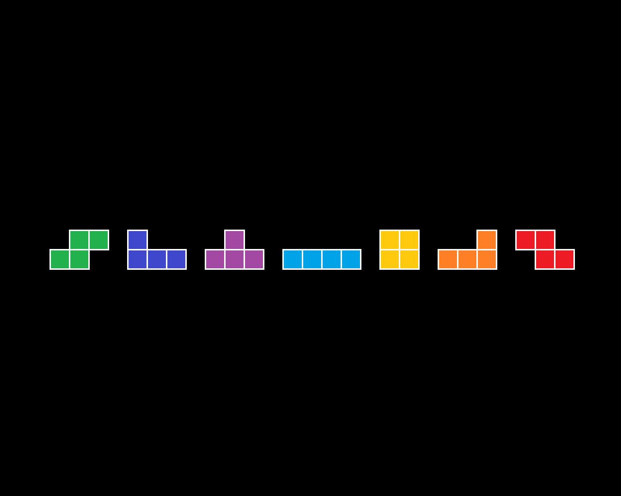 Tetris Wallpapers HT435V4   4USkY 1280x1024