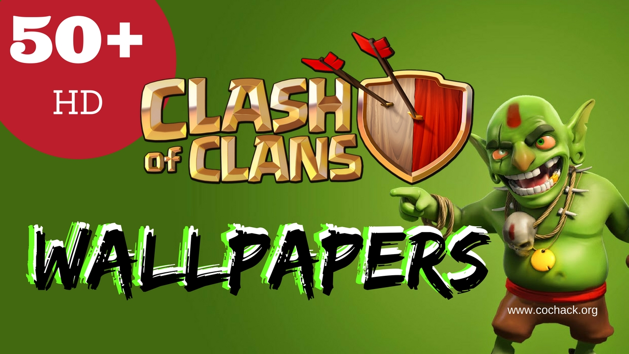 Clash of Clans HD Wallpapers Images Photos Pictures 1280x720