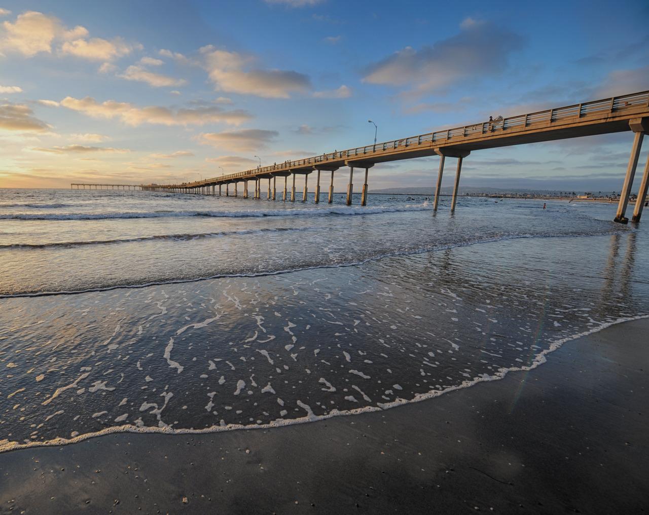 Ocean Beach Photos San Diego World Beach Photos 1280x1016