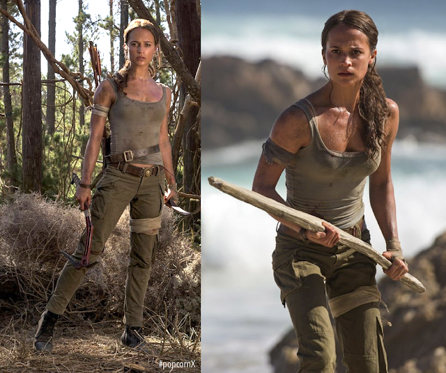 Tomb Raider Hd Wallpapers 1080p: Tomb Raider Movie 2018 Wallpapers