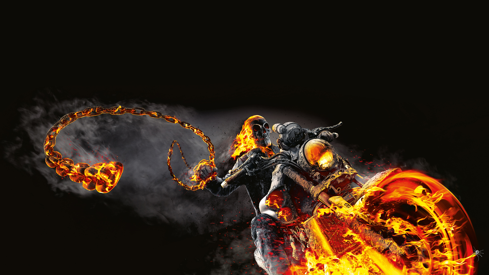 Ghost Rider 2 1920x1080