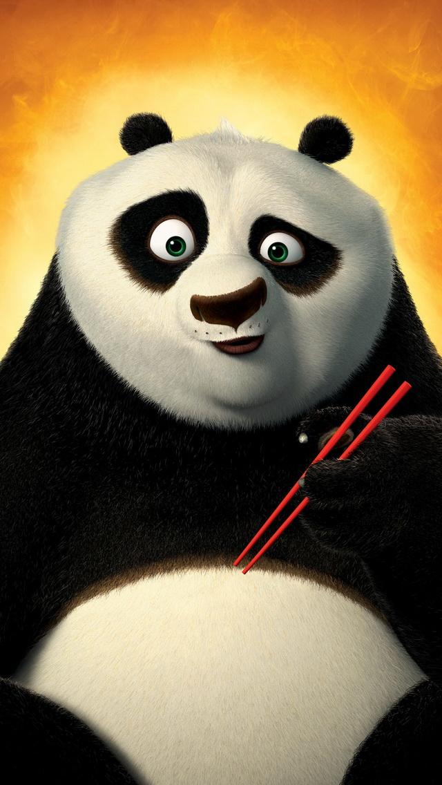 Kung Fu Panda iphone 5s wallpaper   Best iPhone 5s wallpapers 640x1136