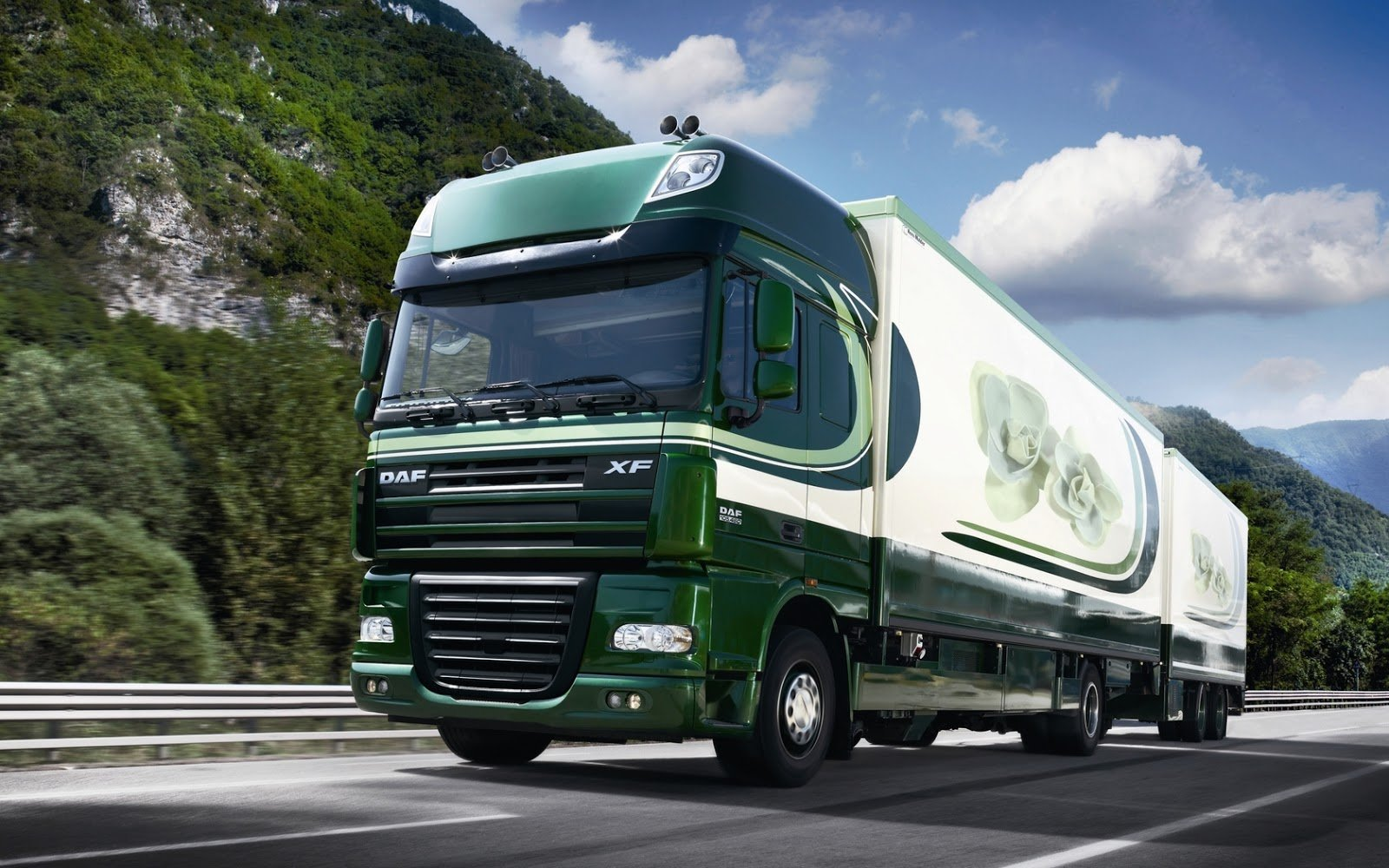 Daf Trucks Wallpapers Cars Wallpapers HD 1600x1000